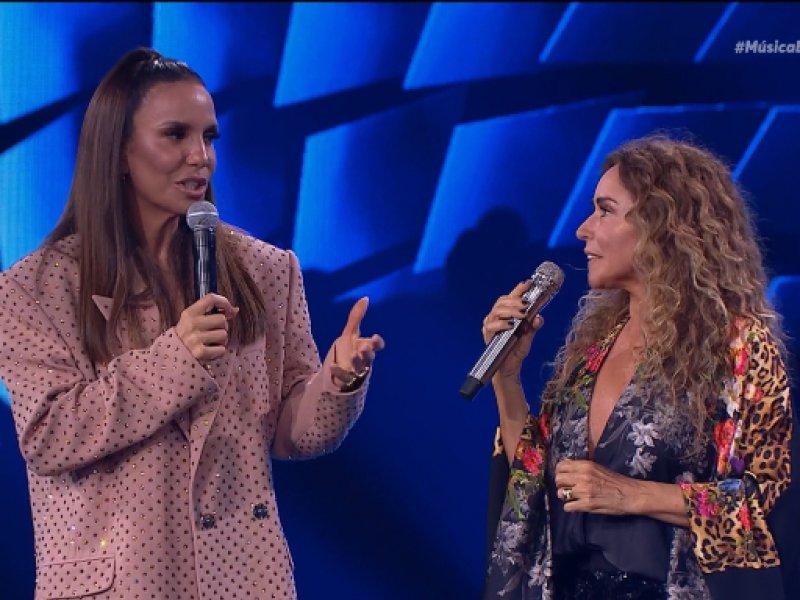 Daniela Mercury faz declaração política e causa 'climão' com Ivete Sangalo