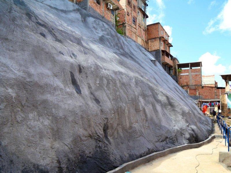 Prefeitura entrega Geomanta em Fazenda Grande do Retiro