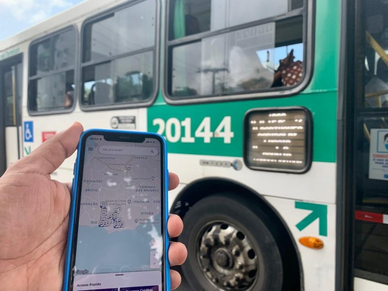 Buzão: Cittamobi sofre com 'bugs' no sistema e atrapalha a vida de passageiros