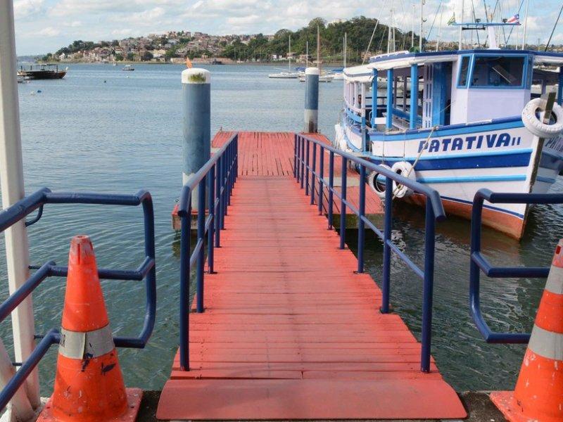 Terminais marítimo da Ribeira e Plataforma vão passar por reforma